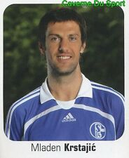 422 MLADEN KRSTAJIC SERBIA FC SCHALKE 04 STICKER FUSSBALL 2007 PANINI