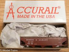 Accurail HO #7562 Boston & Albany 70-Ton Offset Triple Hopper