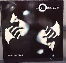 """Roy Orbison Mystery Girl 12"""" LP Virgin 209576 Rock German Press 1989 Near Mint"""