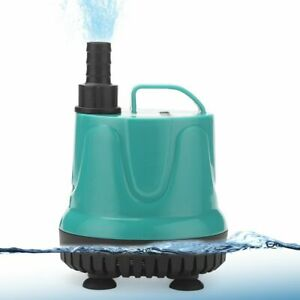 Water Pump Submersible Bottom Suction Pump Fish Tank Pump Water Change 220V