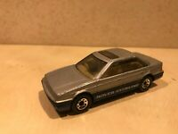 Matchbox Rover Sterling - Silver with side tampo