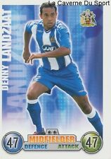 DENNY LANDZAAT  # NETHERLANDS WIGAN ATHLETIC CARD PREMIER LEAGUE 2008 TOPPS