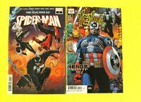 VENOM #27 2nd PRINT VARIANT 2020 cates knull avengers & FCBD 1st virus 2 comics