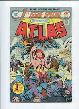 1st Issue Special 1 FN+ Atlas DC comics  CBX1E