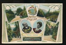 Cheshire STOCKPORT Vernon Park Golden Jubilee used 1908 m/view PPC