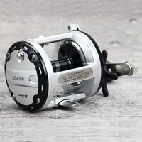 Spool 12+1BB Ball Bearing Metal Fishing Spinning Trolling Reel Tackle JCA Series