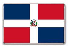 Flag of the Dominican Republic fridge magnet!