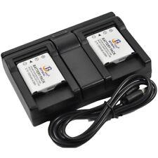 Battery+Charger f NP-45 NP-45A NP-45B NP-45S NP-45W Z10fd Z110 Z115 Z2000EXR Z30