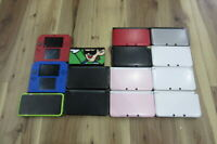 Nintendo 3DS LL New 3Ds New 3Ds LL 2Ds New 2Ds 14console ver for parts Junk x92