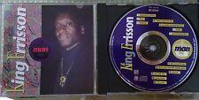 """CD King Errisson """"Man"""" rare 1993 signed Ichiban label ERI 6112"""
