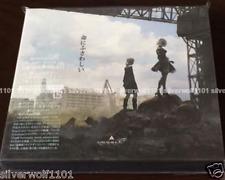 Inochi ni Fusawashii amazarashi Limited Edition NieR Automata CD+DVD+Code Japan