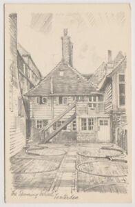 Kent Carte Postale - The Spinning Wheel, Tenterdon - Croquis (A766)