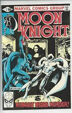 Moon Knight 3- NM- (9.2)  - High Grade - !st Midnight Man - B Sienkiewicz Cover
