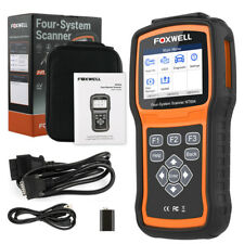 Foxwell NT604 OBD2 Scanner Diagnostic Tool OBD Car Code Reader Engine ABS SRS