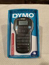 Dymo Labelmanager 160 Label Maker Black C18