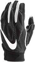 NEW Nike Superbad 4.5 Football Gloves Palm Pad Men's White Black XL US Seller