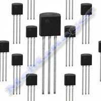 10x  MPSH10 Transistor RF NPN Low Noise, 650MHz
