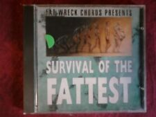 COMPILATION - FAT WRECK CHORDS - SURVIVAL OF THE FATTEST. CD