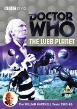 Doctor Who The Web Planet 5014503135522 With William Hartnell DVD Region 2