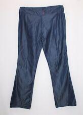 NRG SURF Brand Navy Pan Lad Wide Leg Jeans Pants Size 14 BNWT #SF98