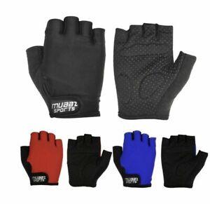 Half Finger Cycling Gloves bike Gloves Gel Padded Fingerless Cycle Glove M101