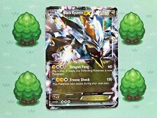 Pokemon - Black Kyurem EX - 100/113 - BW Legendary Treasures - Half Art