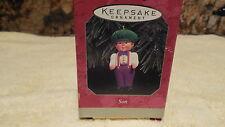 NIB Hallmark Xmas Ornament SON 1998 NUTCRACKER DESIGN BOY