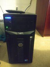 Dell PowerEdge T410 Intel Xeon E5620 2.4ghz 12GB Memory 2TB : 4 x 500GB HDD