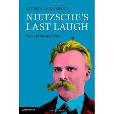 Nietzsche's Last Laugh Ecce Homo as Satire Nicholas D. . Hardcover 9781107050815