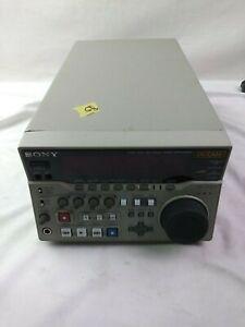 Sony DSR-DR1000-A Digital Video Hard Disk Recorder DVCAM