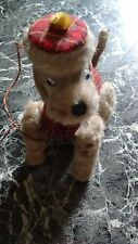 Vintage Cragston Mechanical Princess French Poodle, Working Condition