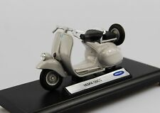 WELLY VESPA 125CC 1:18 DIE CAST MODEL SCOOTER MOTORCYCLE NEW IN BOX