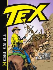 Tex - Gli Spiriti del Deserto - Sergio Bonelli Editore - ITALIANO NUOVO