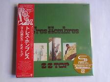 ZZ TOP - TRES HOMBRES 1973/2013 JAPAN MINI LP PAPERSLEEVE SHM CD WPCR-15169