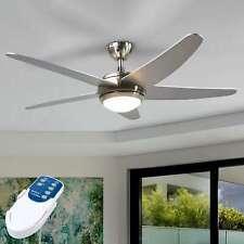 LED Indoor nichel Ceiling Fan parti di ricambio HUGGER 52 in