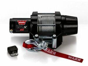 Warn VRX Powersport Winch Winch fits Jeep Wrangler 1987-1995, 1997-2006 58KDDV