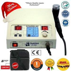 Portable Ultrasound Therapy Machine for Pain relief with 1 Mhz Chiropractic Unit