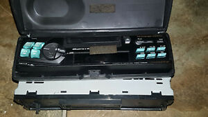 Alpine  TDM 7582E Old School Car Stereo Am/Fm Casette Deck In Good Working Order