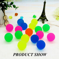 5Pcs Colorful  Bouncing Ball Rubber Elastic Juggling Jumping Ball Outdoor Toy