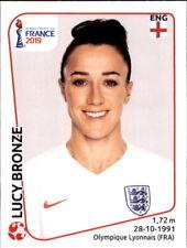Panini Frauen WM 2019 Sticker 255 - Lucy Bronze - England