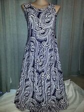 Unbranded Paisley Machine Washable Casual Dresses for Women