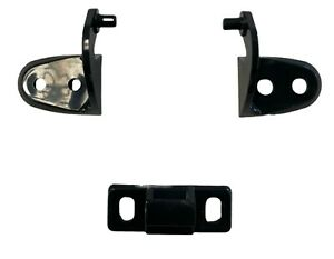 PLASTIC GLOVE BOX CATCH AND HINGES FOR MAZDA RX3 RX-3 808 COUPE SEDAN ROTARY