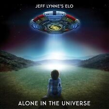 Jeff Lynne's ELO Alone In The Universe CD NEW SEALED Electric Light Orchestra