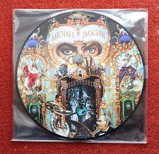 Michael Jackson Dangerous Picture Disc Vinyl LP
