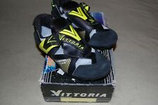 "Vittoria ""Magic"" Bike Shoes Size (EU39.5) New In Box MTB ROAD 3 Screw Free Ship!"