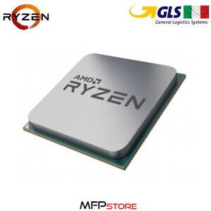 PROCESSORE CPU AMD RYZEN 5 3600 3,6Ghz SOCKET AM4 TRAY VERSION (NO BOX)