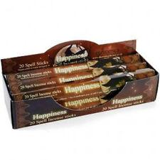 2 X Packs Of Lisa Parker Happiness Spell Incense Sticks (40 sticks)