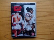 I Spit On Your Grave (DVD) 1978 Original & 2010 Remake 2 Discs