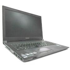 """Lenovo B50-70 15.6"""" Computadora Portátil Core i5 4210U 1.7GHz 4GB Ram 500GB HDD-caso de daños"""