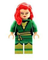 Custom Designed Minifigure - Phoenix Superhero Printed On LEGO Parts